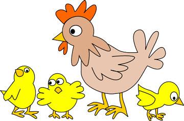 شعر های کودکانه,شعر مرغ قشنگم