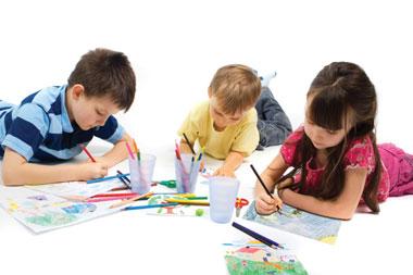 افزایش هوش کودک,زیاد شدن هوش کودک