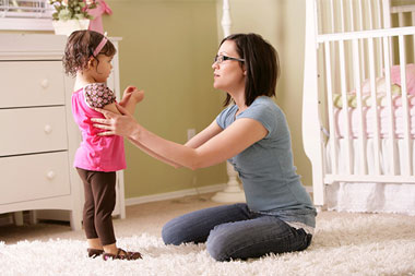 بی نظمی در کودکان,آموزش نظم به بچه ها
