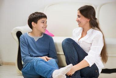 تربیت پسران,رفتار مادر با پسر,رفتار پدر با پسر