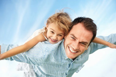 رابطه پدر و دختر,رفتار دختربچه