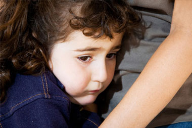 اضطراب جدایی,اضطراب جدایی در مهد کودک