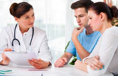 علل ناباروری,درمان ناباروری