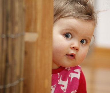 خودارضایی, خودارضایی کودک