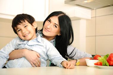اضطراب و ترس در کودکان,ترس از جدایی در کودکان