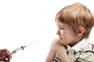 علت ترس از آمپول در کودک