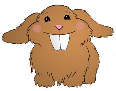 نقاشی خرگوش,آموزش نقاشی خرگوش