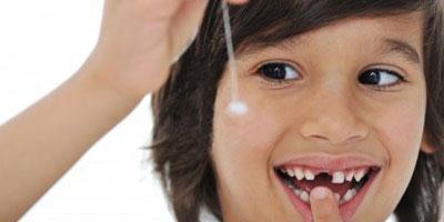 دندان های دائمی,دندان شیری کودکان