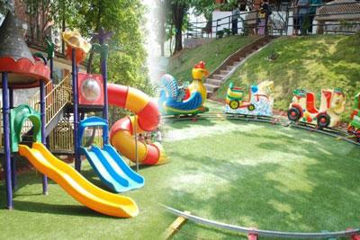 بازی با کودک,شهر بازی کودک