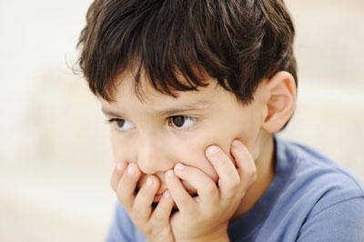 درمان استرس کودک,استرس و اضطراب در کودمان
