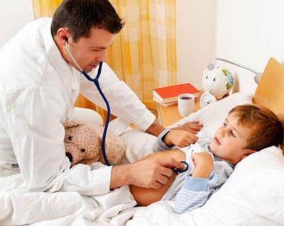 علائم و راههای آنفولانزا در کودکان