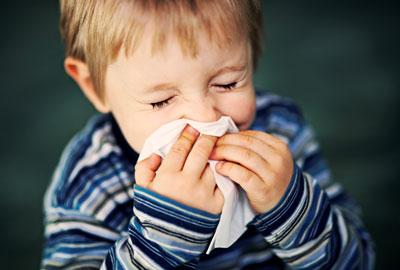 اثر آلودگی هوا بر کودکان
