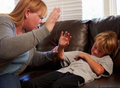 علت بد زبان شدن کودک ، کودک بد دهن ، حرف هاي بد