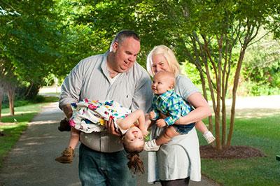 والدین کودک،رفتار با کودک