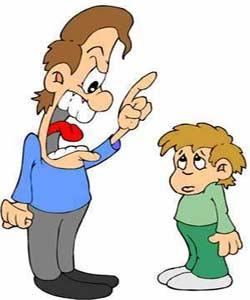 رابطه تنبیه بدنی با ضریب هوشی کودکان
