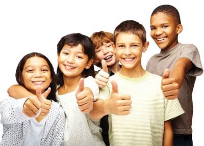 راههای تقویت عزت نفس کودکان
