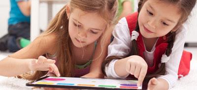 سن استفاده از تبلت,عوارض تبلت برای کودکان