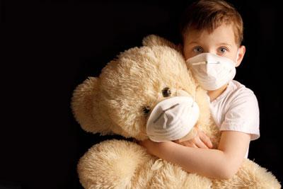 آلودگی هوای شهر ها چه بر سر کودک می آورد؟