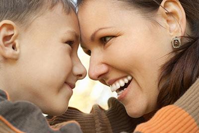 محبت به کودک,پرورش کودک با محبت