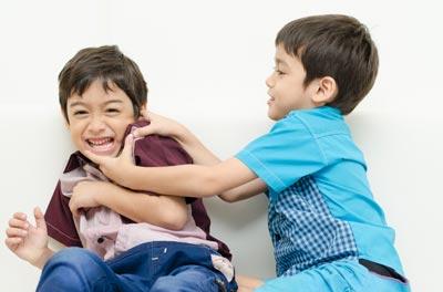 قدرت تحمل کودک,احترام گذاردن به دیگران