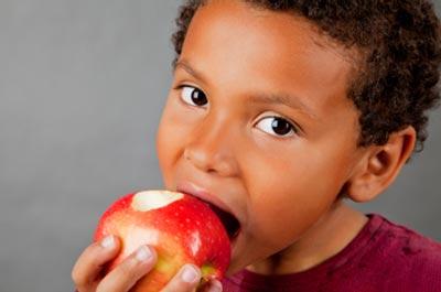 انواع غذای کودکان