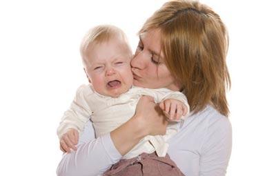 علت گریه نوزاد,پیشگیری از گریه نوزاد