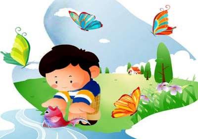 شعر و قصه کودکانه،شعر برای کودکان