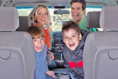 سفر رفتن با کودکان,درمان اوتیسم در کودکان