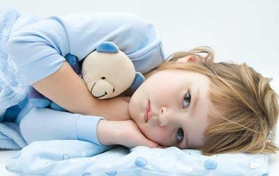 نتیجه تصویری برای بی خوابی کودک