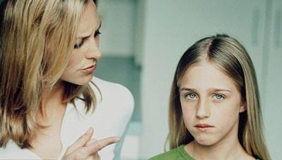 راههای تربیت کودک,دروغ گویی کودک,تنبیه کودک