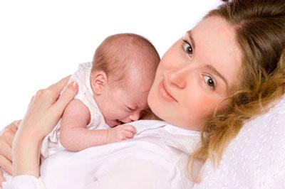 علت گریه نوزاد,گریه کردن نوزاد