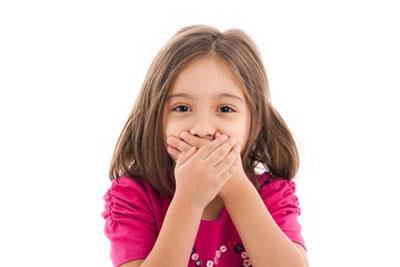 درمان بوی بد دهان کودک