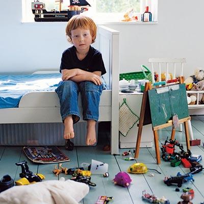 علت کودک بی انظباطی کودک,بی نظمی در کودکان
