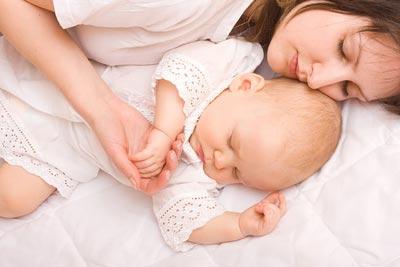 علت سندروم مرگ ناگهانی نوزاد