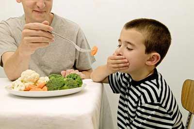 بیاشتها در کودکان,بی اشتهایی عصبی