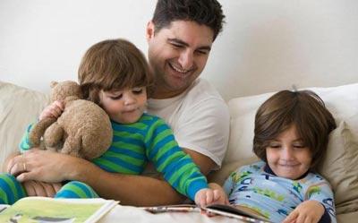 فواید قصه برای کودکان