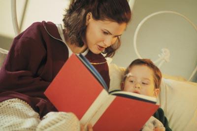 داستان خوندن برای بچم چه فایده ای داره؟