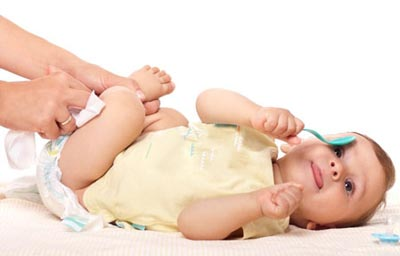 روش های از پوشک گرفتن کودک,مراحل از پوشک گرفتن کودک