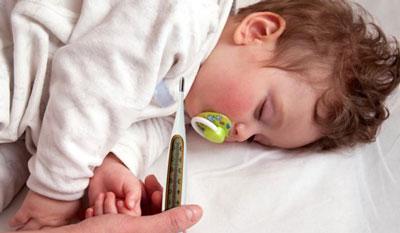 تشنج در کودکان,تب و تشنج در کودکان