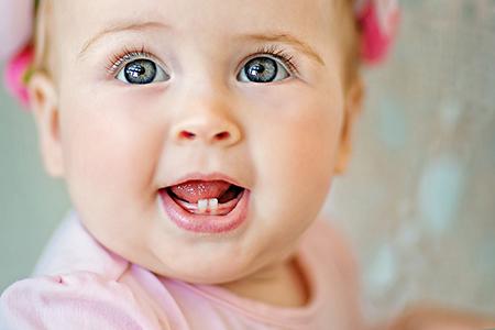 علائم دندون دراوردن نوزاد, علایم دندان در آوردن