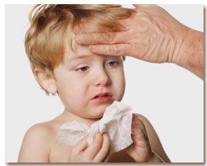 تب کودکان را سرماخوردگی ساده تلقی نکنید