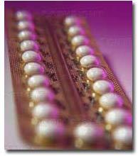 زنانی که قرص ضدبارداری مصرف می کنند...