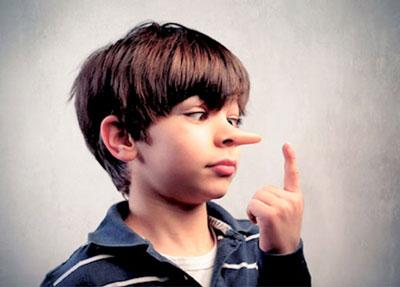 دروغگویی در کودکان,دروغگویی کودکان