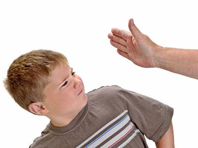 چگونگی تنبیه بدنی کودکان,تنبیه بدنی کودکان