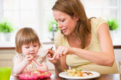 بی اشتهایی کودک،درمان بی اشتهایی کودک