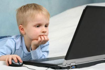 مضرات بازی های کامپیوتری برای کودکان
