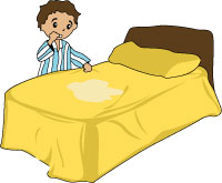 شب ادراری کودکان نیاز به درمان ندارد