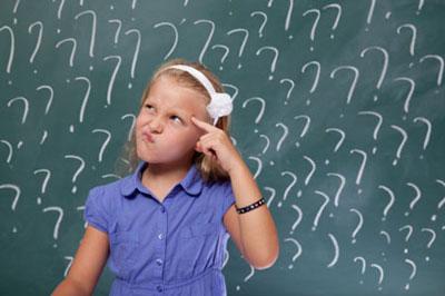 یاد سوال پرسیدن کودک,کنجکاوی کودک