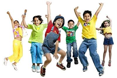 تاثیر ورزش در ذهن کودکان,ورزش سالم برای کودک