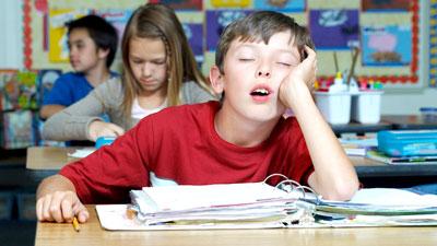دانش آموزان چقدر بايد بخوابند